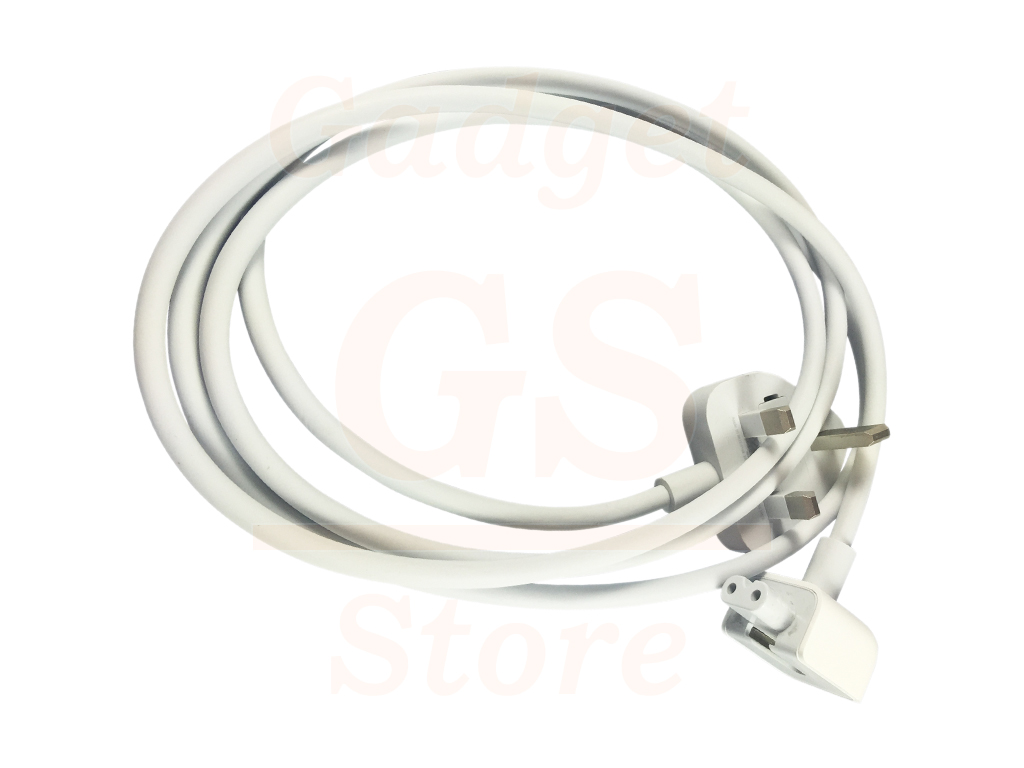 APPLE MACBOOK PRO FUSED 3-PIN UK PLUG EXTENSION CABLE CORD