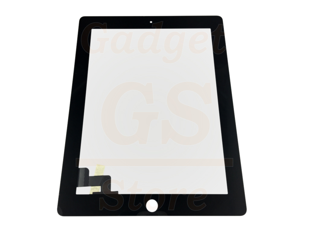 iPad 2 digitizer - black