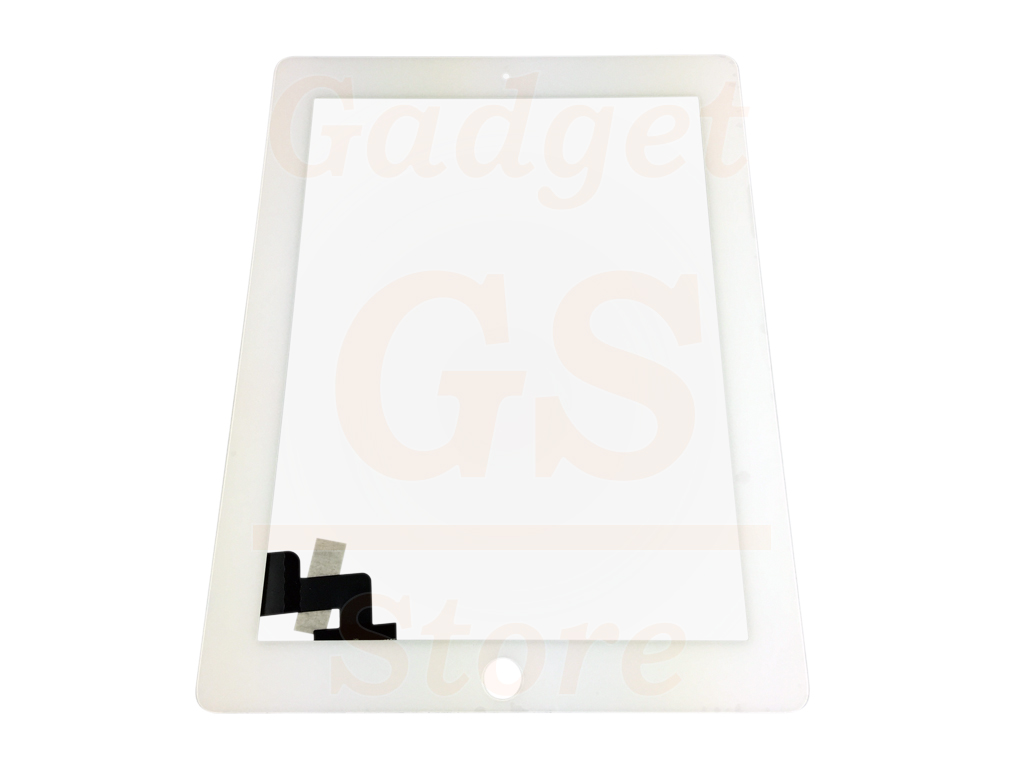 iPad 2 digitizer - white