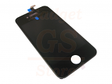 iPhone 4 complete LCD, digitizer and frame in black