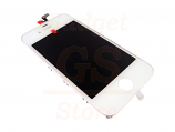iPhone 4S complete LCD, digitizer and frame white